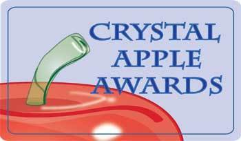 CRYSTAL APPLE AWARDS